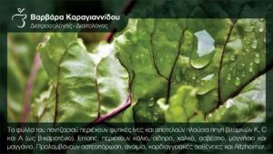 Φύλλα Παντζαριού